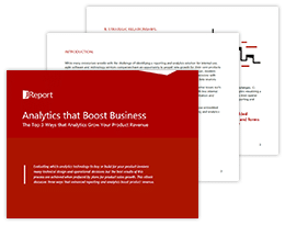 Analytics that boost business