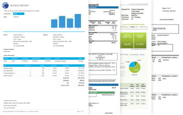 Advanced Web Reporting for Embedded Analytics